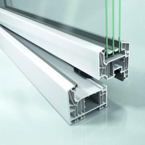 Anwendungsbeispiel für Schüco Living Fenster weiß